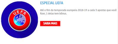 Uefa especial ligas europa