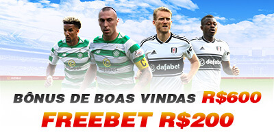 boas vindas dafabet exclusivo freebet
