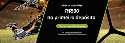 betboro R$ 500 bonus boas vindas