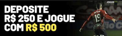 kto deposite R$ 250 e aposte com R$ 500