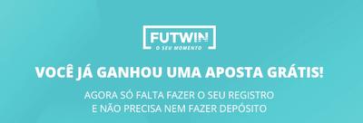 freebet R$ 10 no registro futwin sem depósito