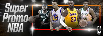 promoção de bonus apostas NBA
