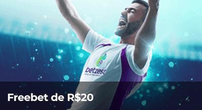 betzest freebet 20 reais