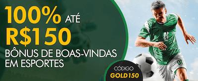 betgold bonus boas-vindas gold150