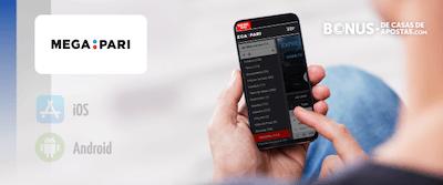 app megapari mobile apk
