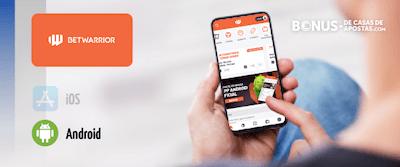 apk betwarrior app mobile