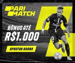 parimatch bonus até R$ 1.000