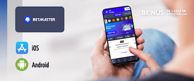 android e ios betmaster aplicativo