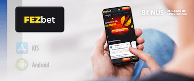 versão mobile fezbet app