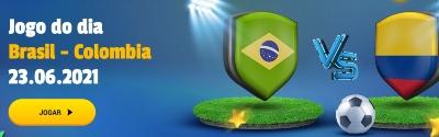 apostas hoje 22/06 antecipadas Brasil x Colômbia e também jogos de hoje República Tcheca x Inglaterra e Croácia x Escócia